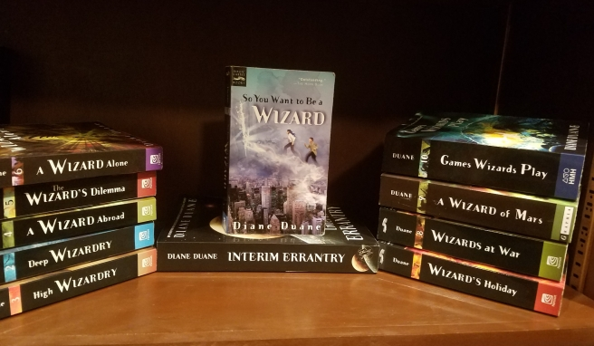 Young Wizard Series